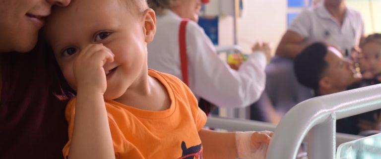 Imagen niño paciente