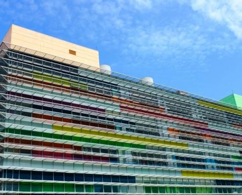 Edificio Hospital Infantil Concejo de Medellín