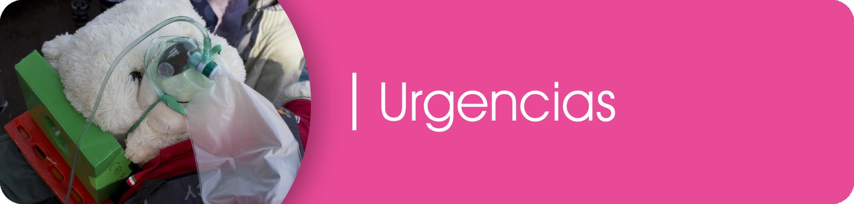 Banner Urgencias