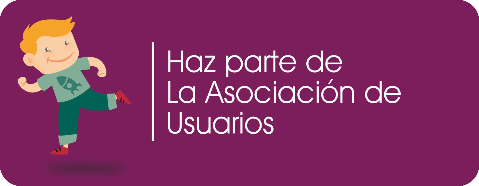 Banner asociación de usuarios
