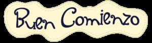 Logotipo Buen Comienzo