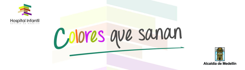 Slogan Colores que sanan