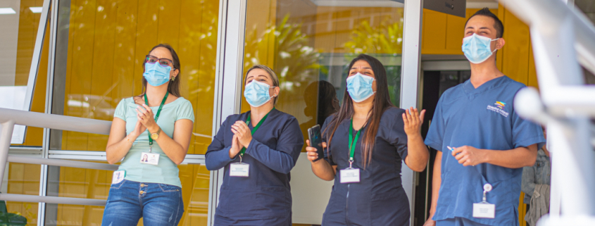 Colaboradores Hospital Infantil Concejo de Medellín